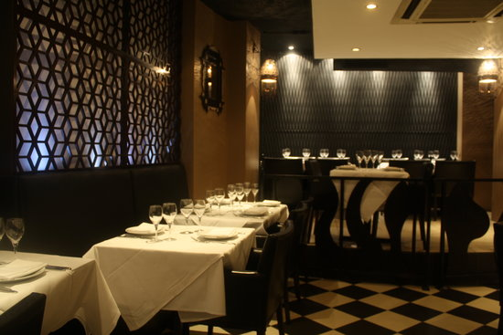 David cameron picture of anokha indian bar restaurant for Anokha cuisine of india