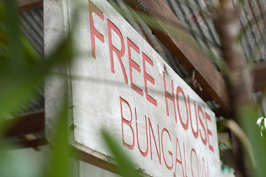 Free House Bungalow