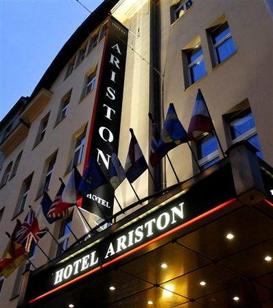 Photo of Hotel Ariston & Ariston Patio Prague