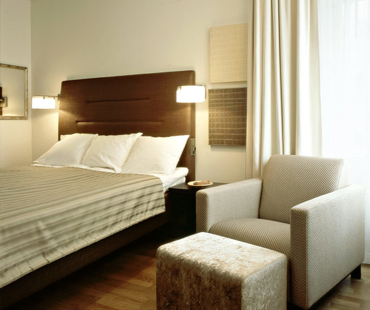 GLO Hotel Art: Double room - Hotel Linna