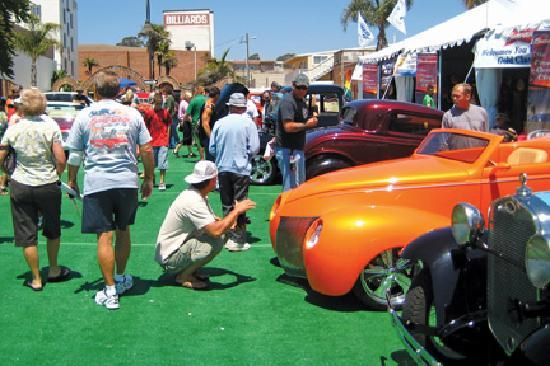 Pismo Beach, CA: Home of one the West Coast's great Car Shows