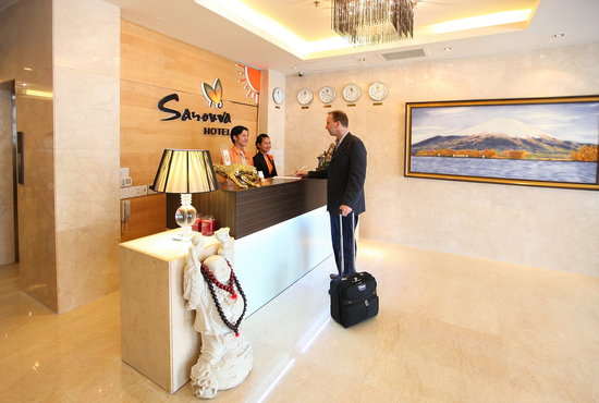 Photo of Sanouva Hotel Ho Chi Minh City