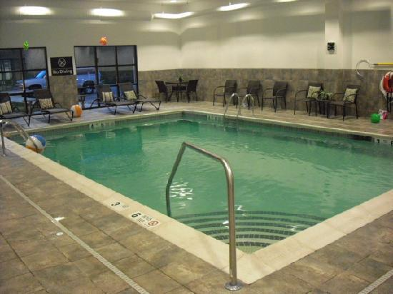 Hampton Inn &amp; Suites Warren: Pool