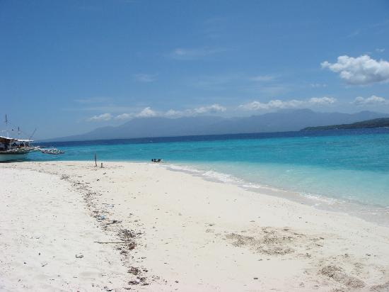 Cebu, Philippines: Beautiful Sumilon beach