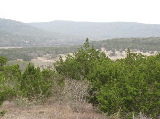 Rancho Cortez: hill country