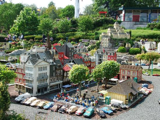 Legoland Windsor Resort: Honfleur