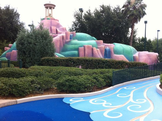 Disney S Fantasia Gardens Miniature Golf Course Kissimmee
