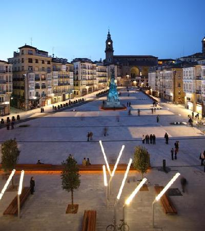 Vitoria-Gasteiz, Испания: provided by Vitoria Gasteiz