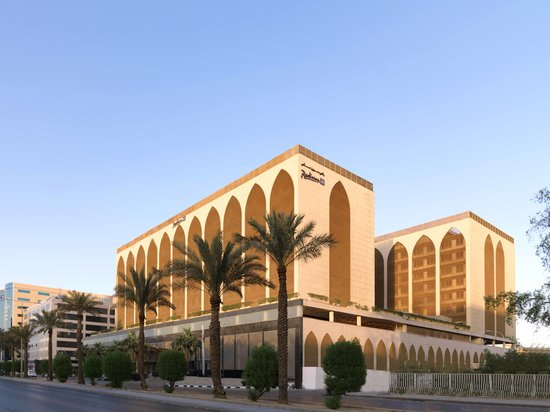 Radisson Blu Hotel, Riyadh