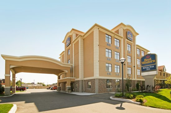 Photo of Best Western Royal Oak Inn Barrie
