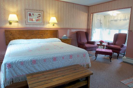 Myer Country Motel: Myer Motel, Milford, PA in the Poconos
