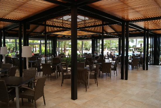 Protur Sa Coma Playa Hotel &amp; Spa: The Pool Bar Seating And Terrace