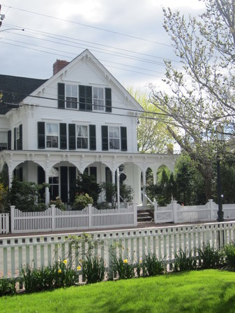 Photo of Jonathan Munroe House Edgartown