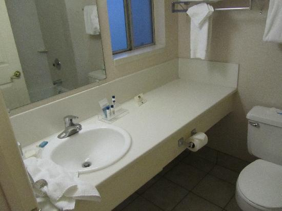 BEST WESTERN PLUS Inn of Ventura: sink