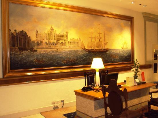 Waterfront Cebu City Hotel &amp; Casino: Nice Painting
