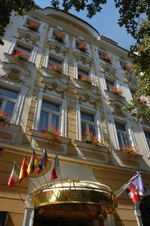 Hotel Adria Praha