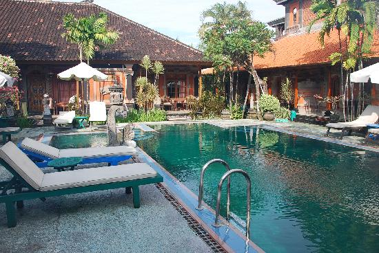 Stana Puri Gopa Hotel: Lovely pool