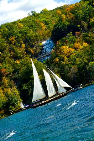 Watkins Glen, NY: Schooner &quot;True Love&quot;