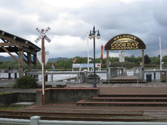 ‪‪Coos Bay‬, ‪Oregon‬: Coos Bay Boardwalk‬