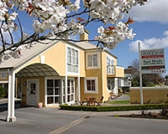 Birchwood Manor Motel: Birchwood Manor Invercargill