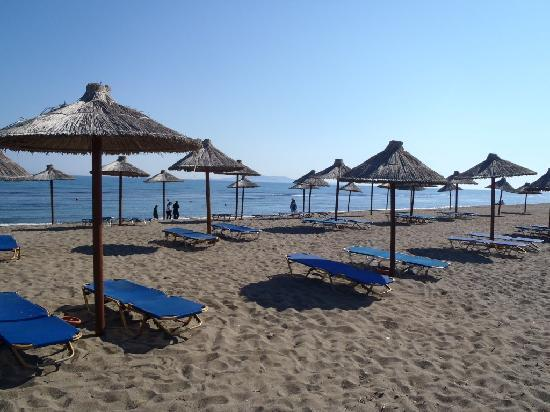 Candia Maris Resort & Spa Crete: Beachfront
