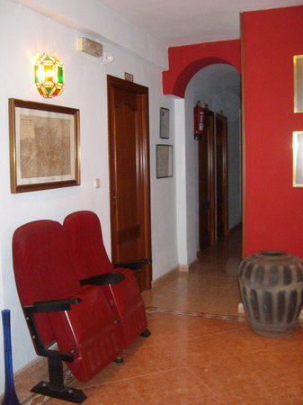 Hostal Nuevas Naciones