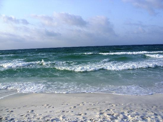 Hilton Sandestin Beach, Golf Resort & Spa: Beach 1