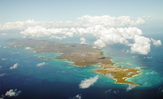 Isla de Vieques, Puerto Rico: vieques desde el aira