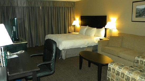 Medicine Hat, Canad: Room