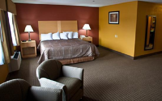 BEST WESTERN Paducah Inn: King Suite