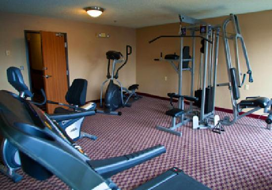 BEST WESTERN Paducah Inn: Fitness Center
