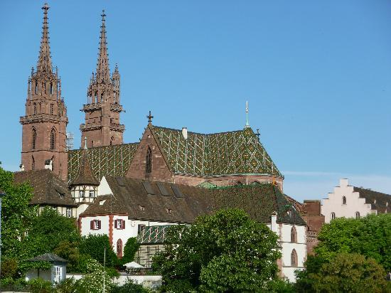 Basel, Switzerland: CATHEDRAL