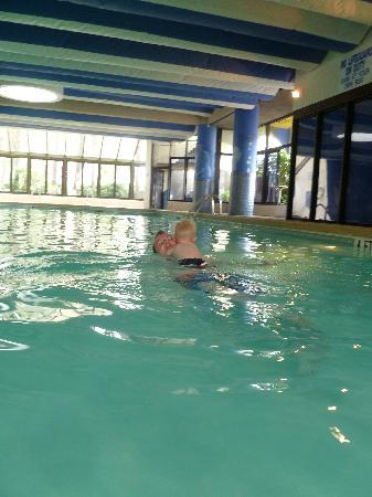 Coral beach resorts picture of coral beach resort - Indoor swimming pool myrtle beach sc ...