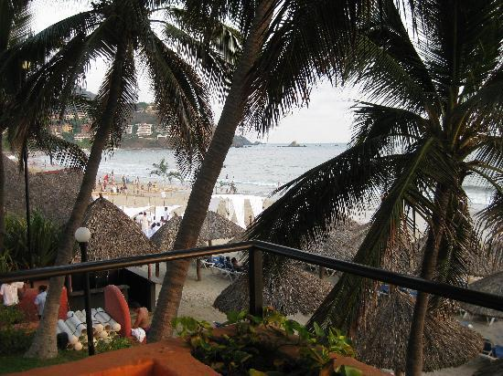 Inter-Continental Presidente Ixtapa: Sea view