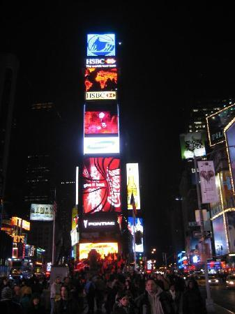 Times Square: 1