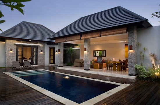 The Wolas Villas & Spa: Our one-bedroom villa