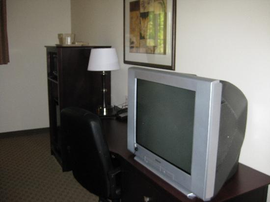 Sleep Inn & Suites Eugene: Amenities