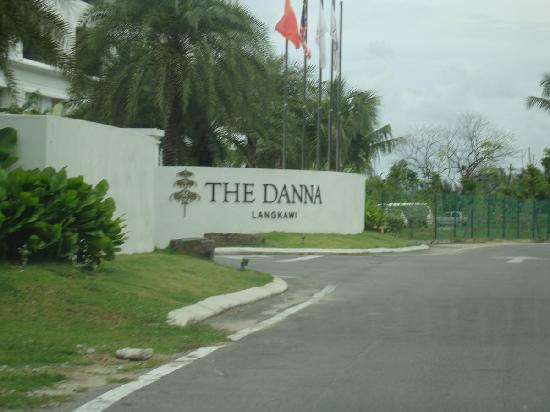 The Danna Langkawi, Malaysia: The Entrance