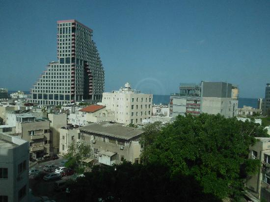 Mercure Tel-Aviv City Center: view from our room