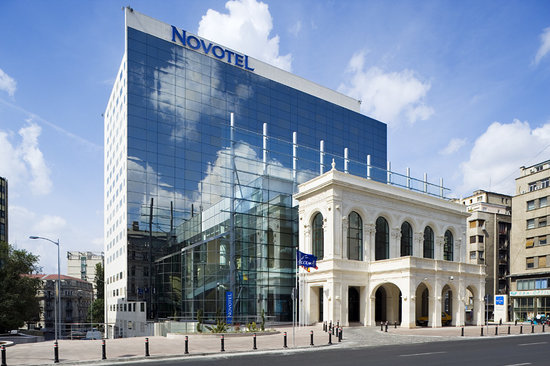 Photo of Novotel Bucarest City Centre Bucharest