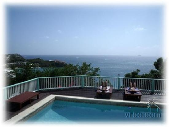 Paradise Cove Swimming Pool Picture Of Paradise Cove Oceanfront Villas Suites St Thomas