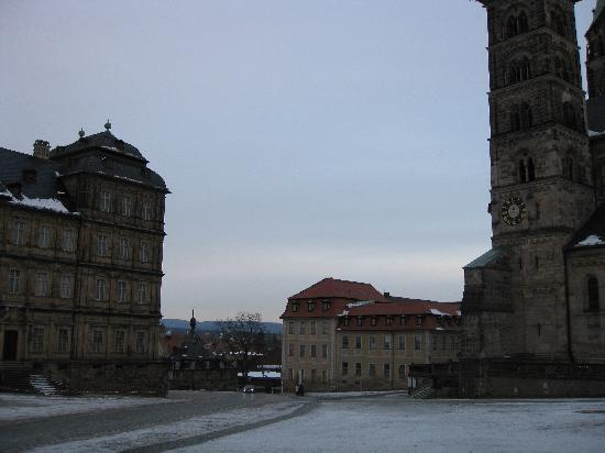 Bamberg Cathedral and New Residence and State Gallery, Bamberg