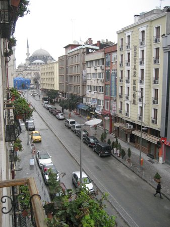 Hotel buyuk keban istanbul turkey hotel reviews for Cheap hotel in laleli istanbul