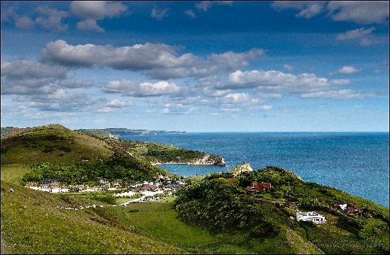 Seavale Bed and Breakfast: Lulworth Cove