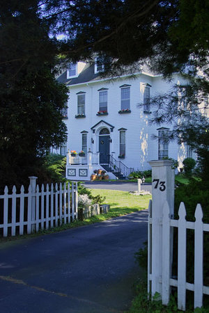 Photo of Admiral Sims' House Newport