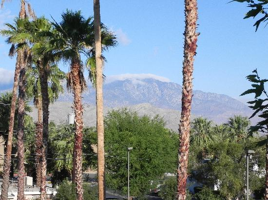 Holiday Inn Express Palm Desert / Rancho Mirage : Blick vom Zimmer 2