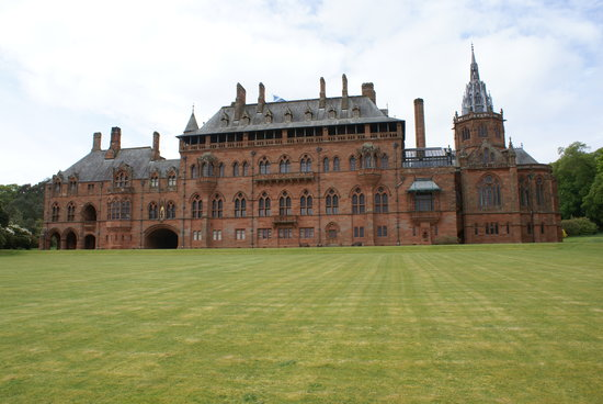 Rothesay, UK: mount stuart