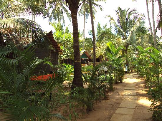 Leela Cottages: Inside the resort