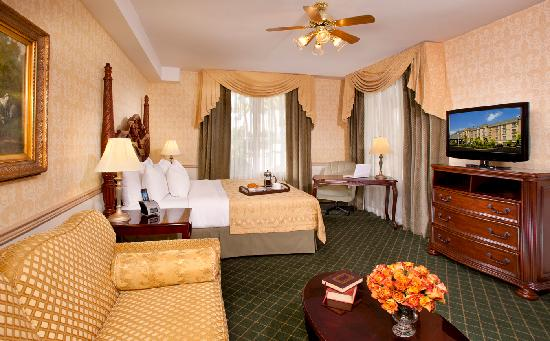 Ayres Hotel Anaheim: King Studio Suite