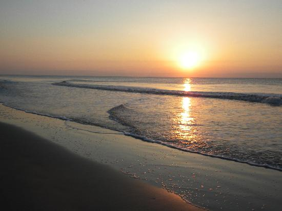 Jekyll Island at sunrise